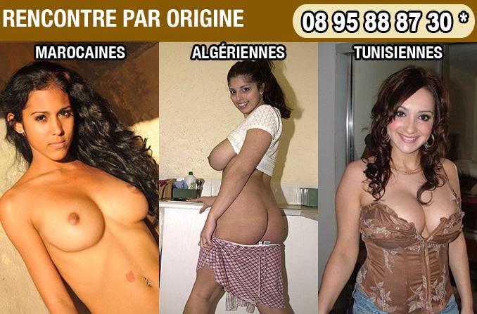 Rencontre femme tunisienne par tel